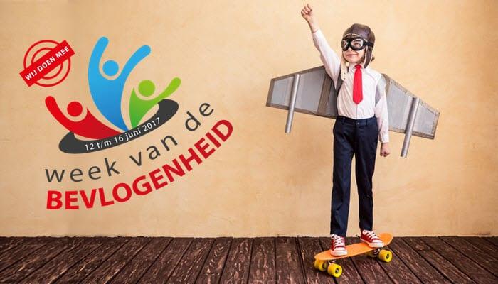 Week van de bevlogenheid van start | www.weekvandebevlogenheid.nl