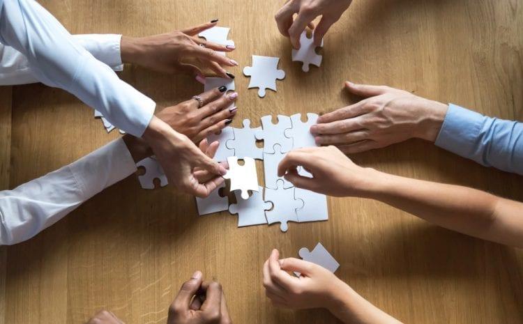 Het geheim van goede teambuilding