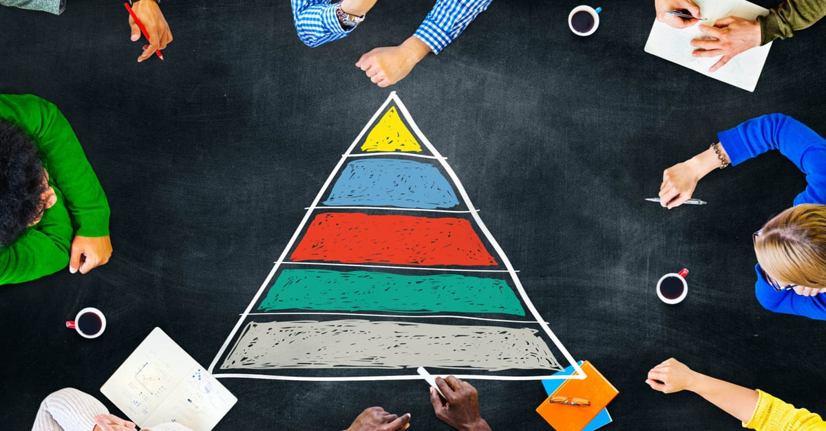 pyramide van maslow vs engagement